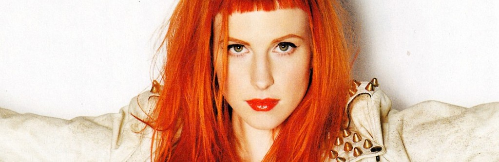 Nylon Hayley Williams