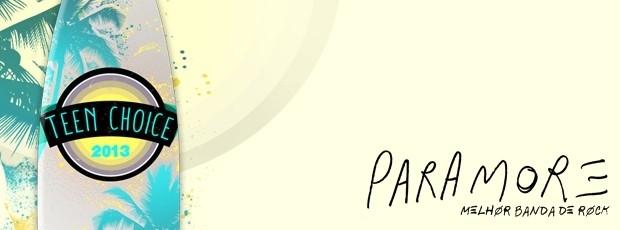 Paramore Choice Awards 2013