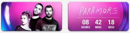 Paramore iTunes Festival 2013